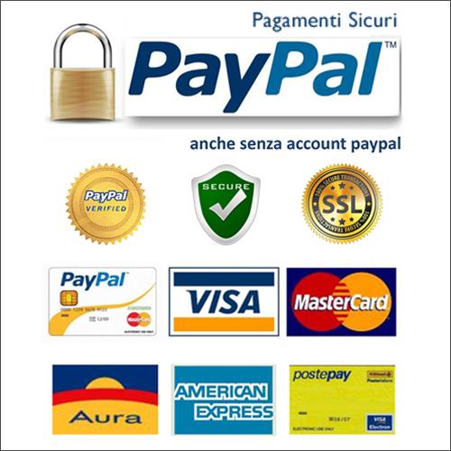Pagamenti sicuri ecommerce PaneCarasau.org